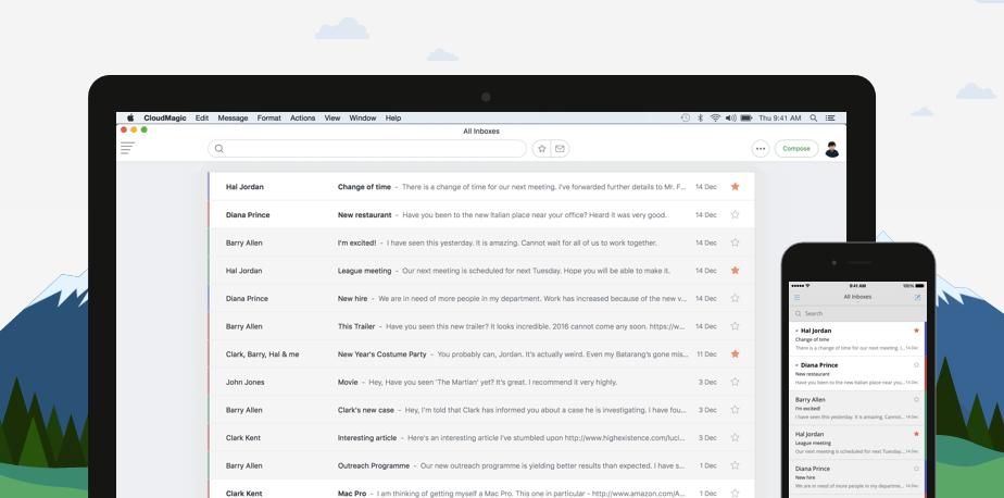 我觉得这是目前Mac上最好用的邮件客户端