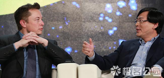 【奇点大会】Elon Musk对话杨元庆(1):创新是不是等于颠覆?
