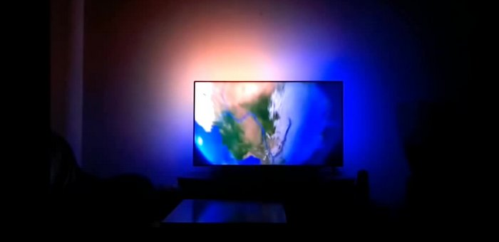 看看极客怎么改造电视:流光溢彩的 Zambilight
