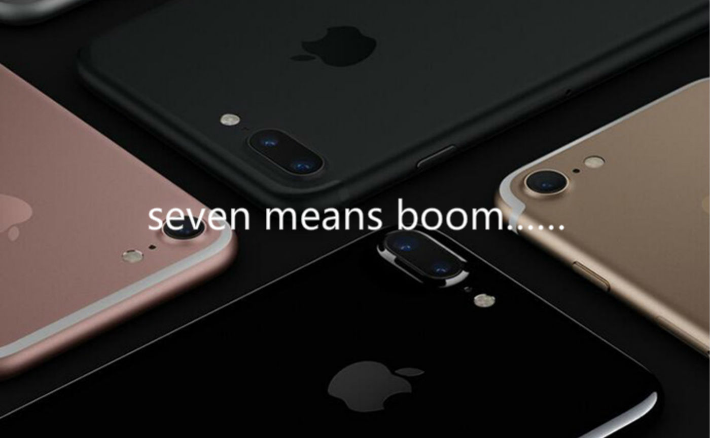 iPhone7 国内首炸:电池没烧,苹果中国称已报总部 | 极客早知道 2016 年 10 月 11 日