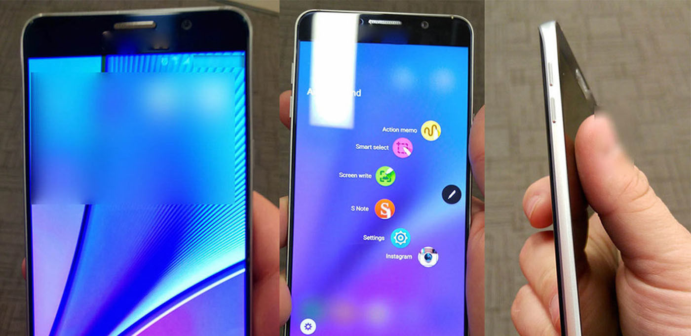 不能换电池插内存的 Galaxy Note5,你会买吗?