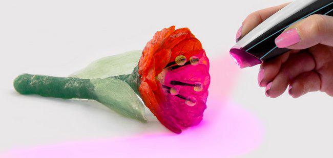 真正的 3D 打印:冷墨神笔 CreoPop