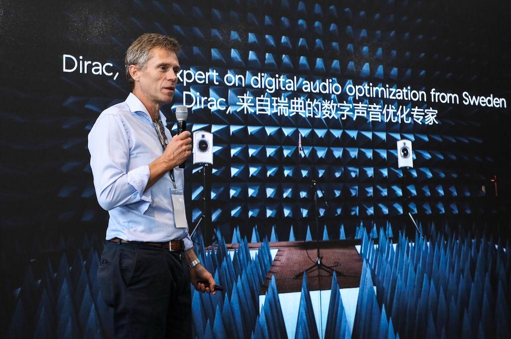 Dirac副总裁Erik Rudolphi.JPG
