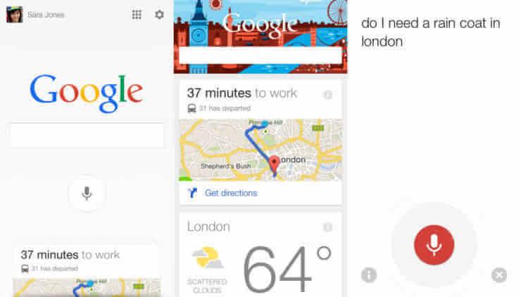 刚重组就地震:Google Now 团队提出集体离职