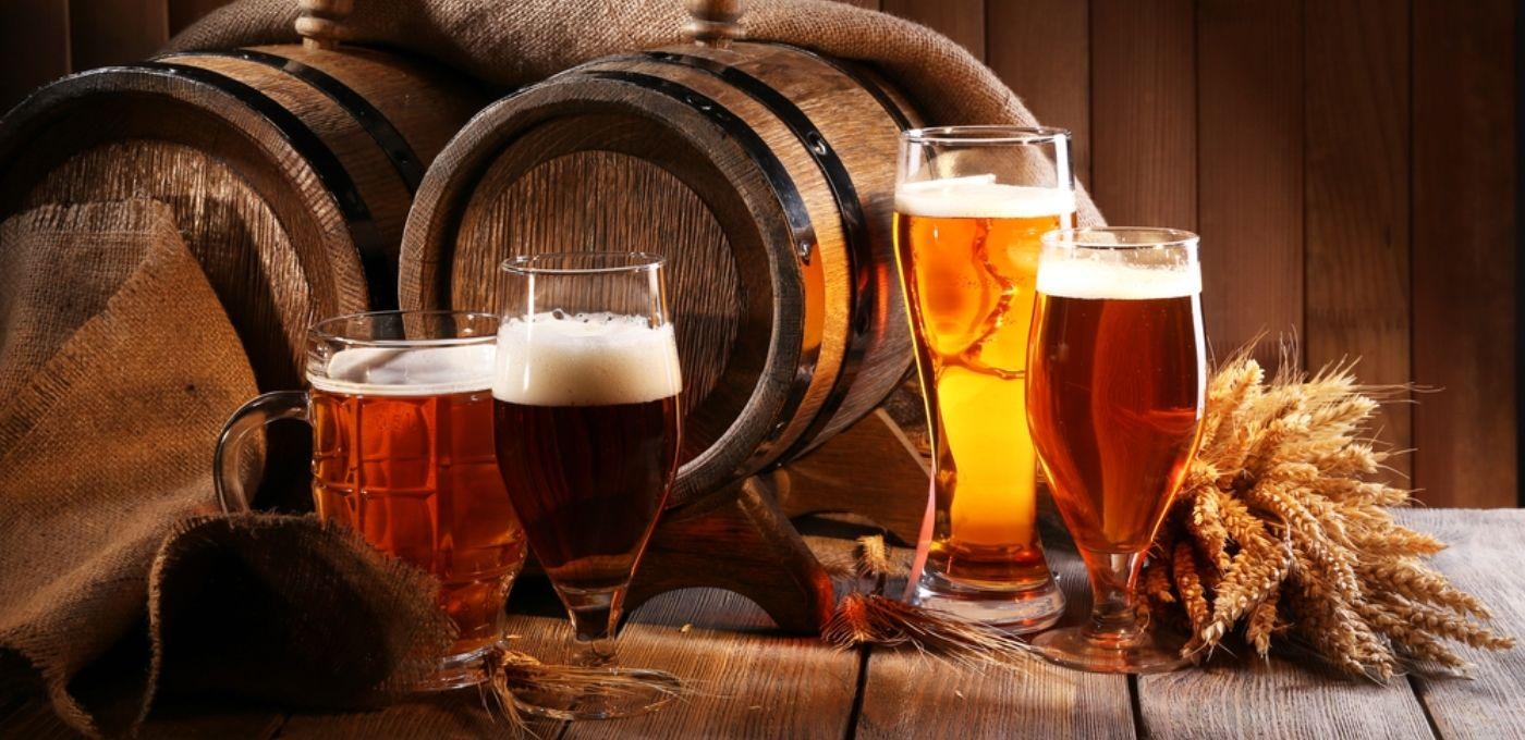 家里建个「啤酒厂」,想喝酒来我家