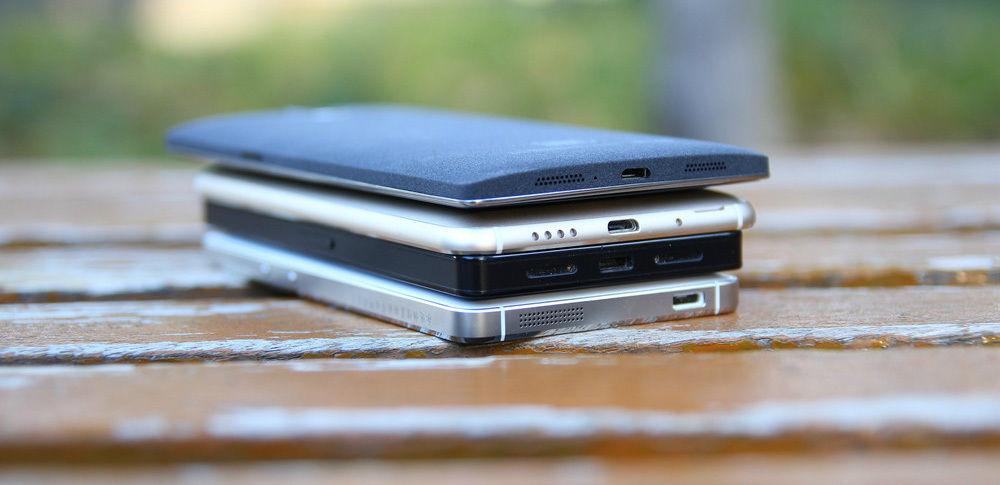 中国智能手机市场增速放缓   极客早知道 2015 年 8 月 26 日