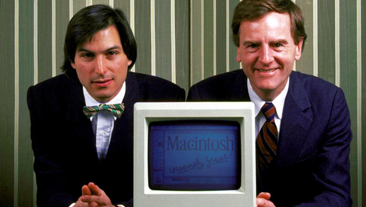 当年被乔布斯请来一起改变世界的他,经历了怎样不平凡的硅谷三十年?