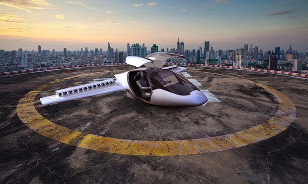 电动飞行器:理想很丰满 现实很骨感