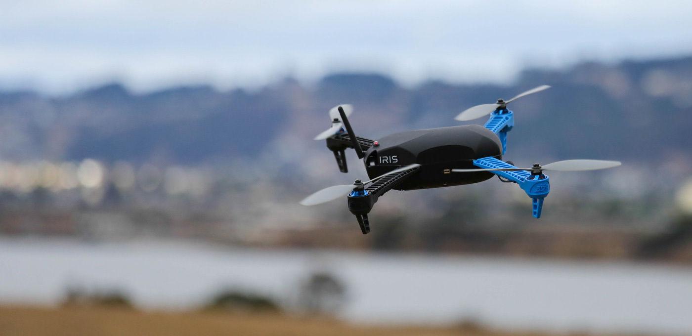 无人机公司 3D Robotics 融资 5 千万美元 | 极客早知道 2015 年 2 月 27 日