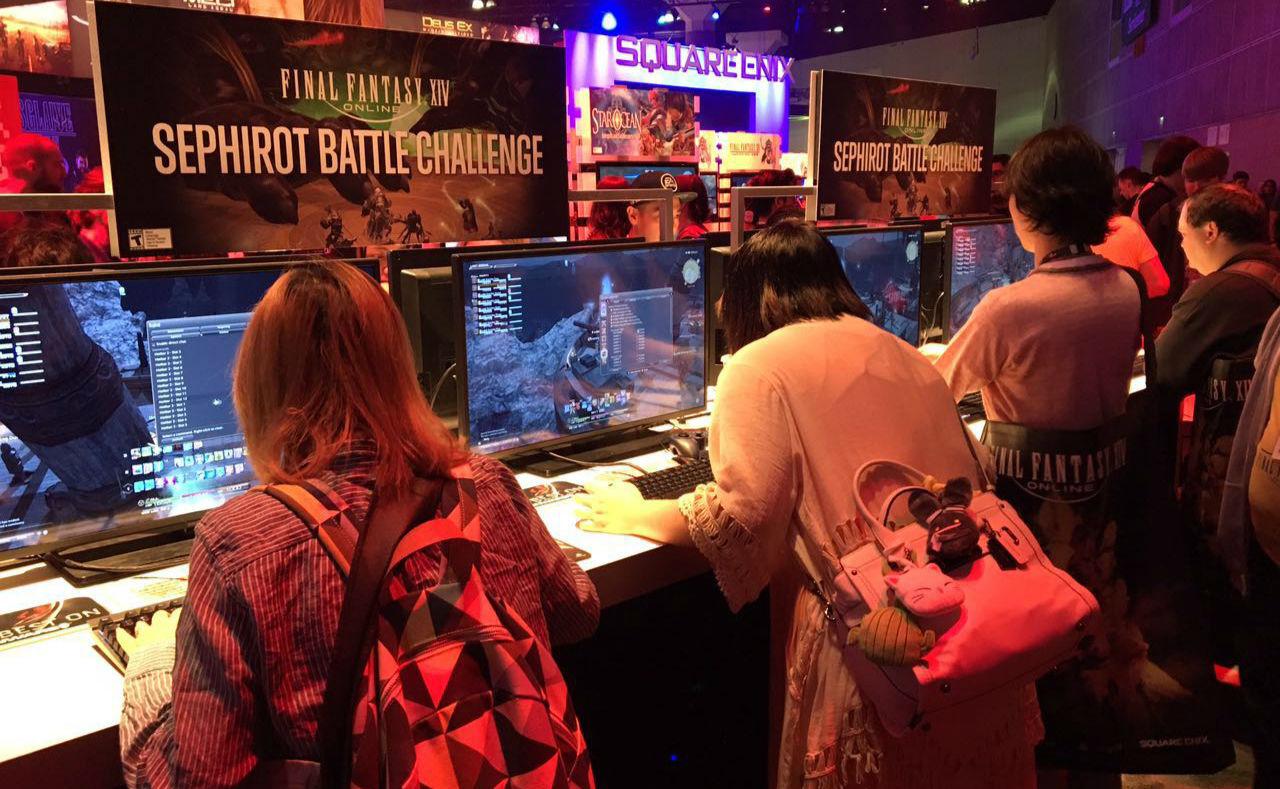 世界最好的游戏大会 E3 开展了,我们带你转一圈
