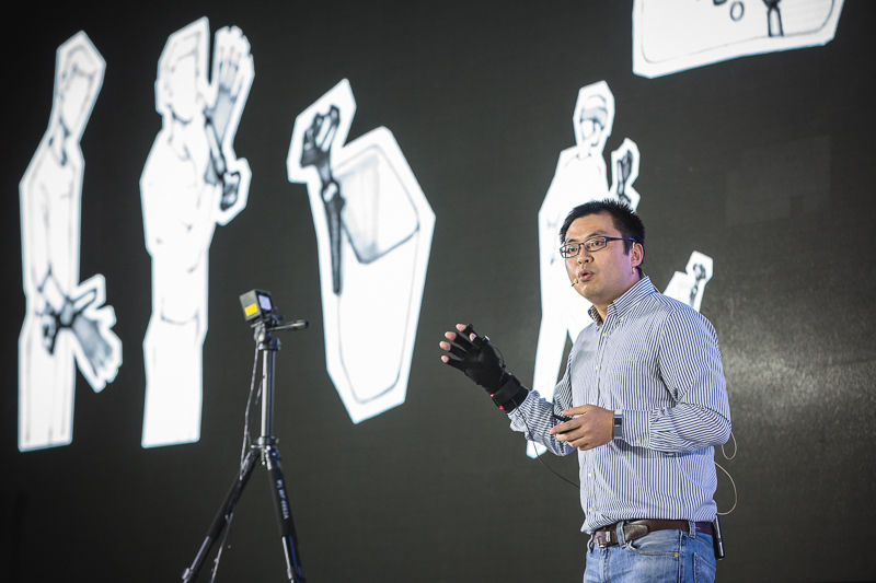 诺亦腾科技戴若犁:未来游戏怎么玩?