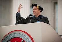 Dropbox CEO MIT毕业典礼演讲:冒险精彩人生