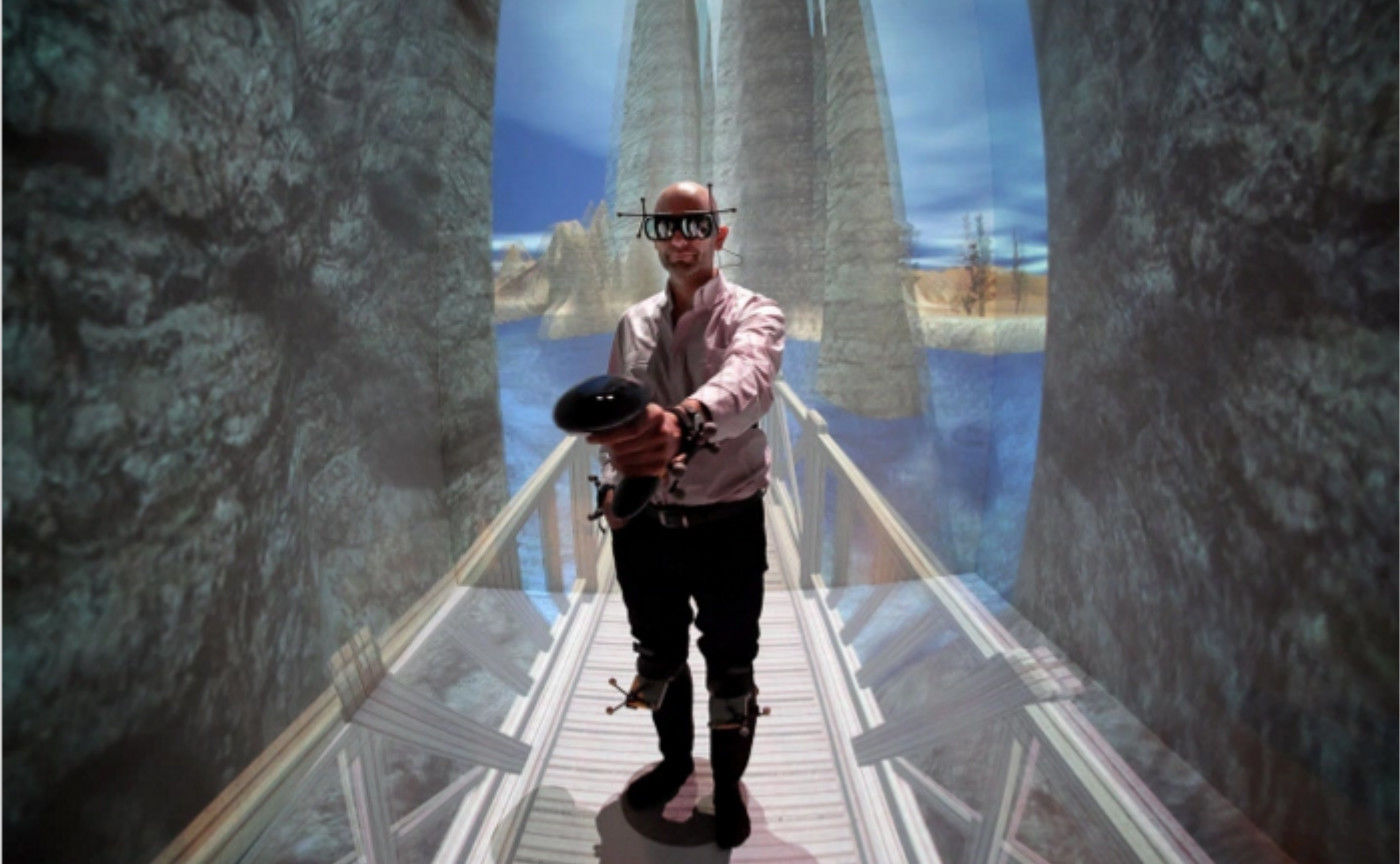 VR 的商业创新之路:可能没你想得那么酷炫