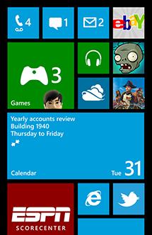 [Windows 8专题]Windows 8界面细述