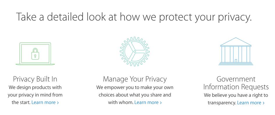 【外媒头条】库克公开信强调苹果隐私保护政策,同时影射谷歌