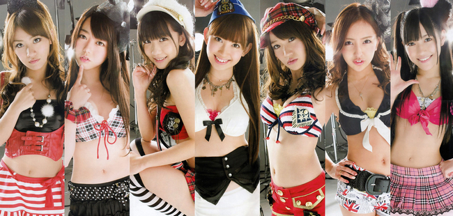 从青楼到 AKB48 到德云社:center 模式的魔力