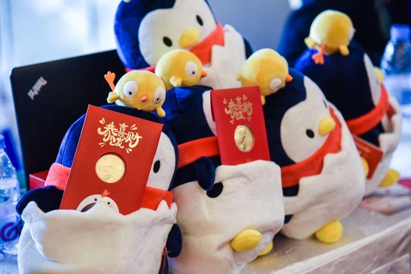 张小龙说今年春节微信不玩红包营销,不过腾讯派出了QQ迎战