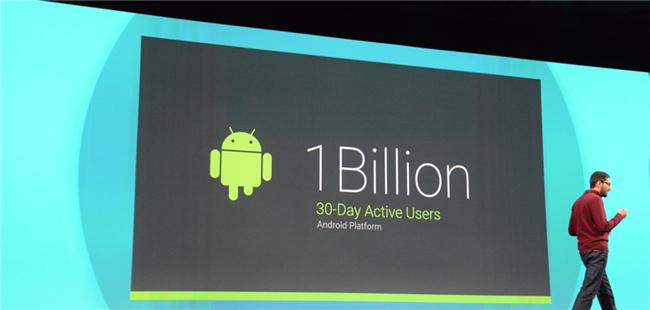 【I/O 2014】Google 到底有多牛?来看看大会上透露的这些数字吧