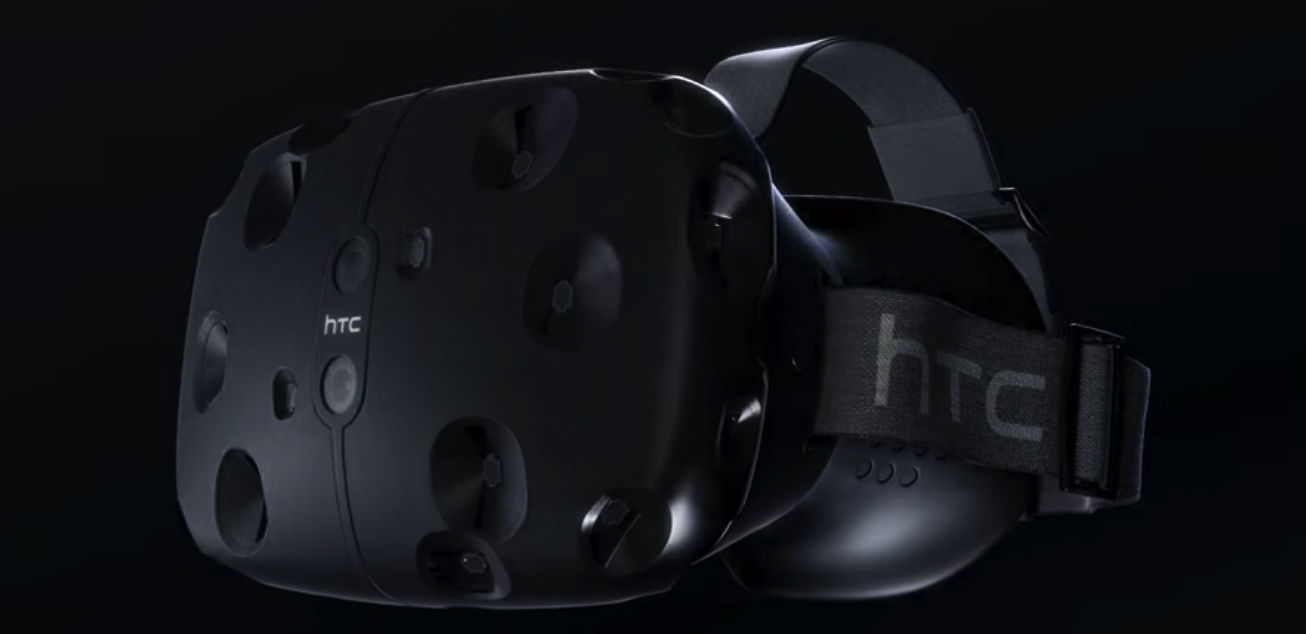每月 VR 资讯盘点:HTC VIVE 将于明年 4 月发售
