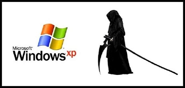 十二年 XP 终退役 | 极客早知道 2014 年 4 月 8 日