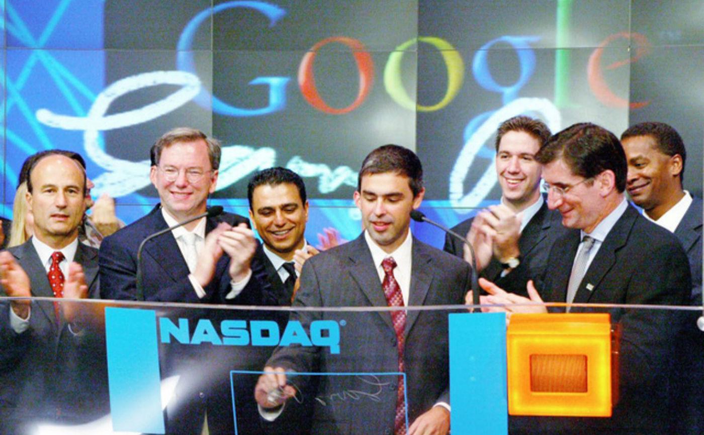 别说你不知道,曾经的 Google A 轮钱都没花完就上市了