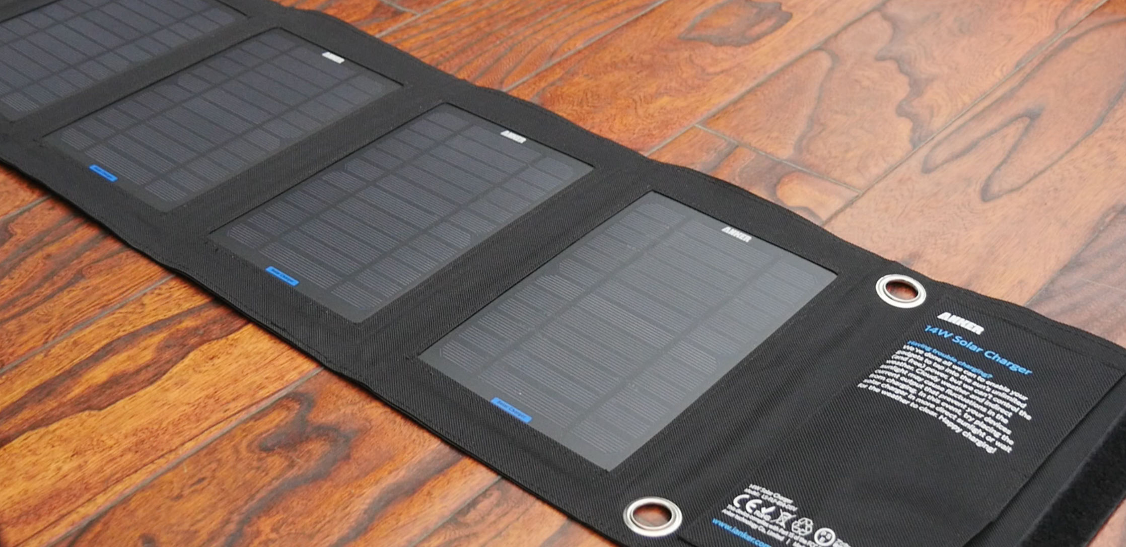 视频丨有了这块太阳能板,你的手机也能「光合作用」(内有福利)