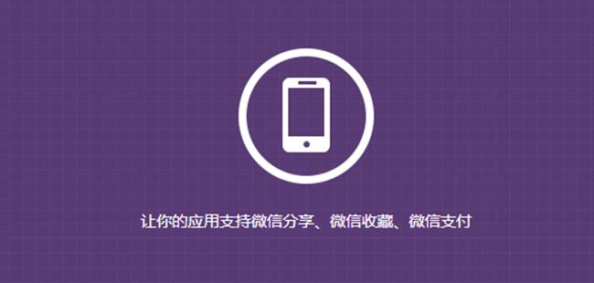 微信支付向第三方移动应用开放申请说明了什么?