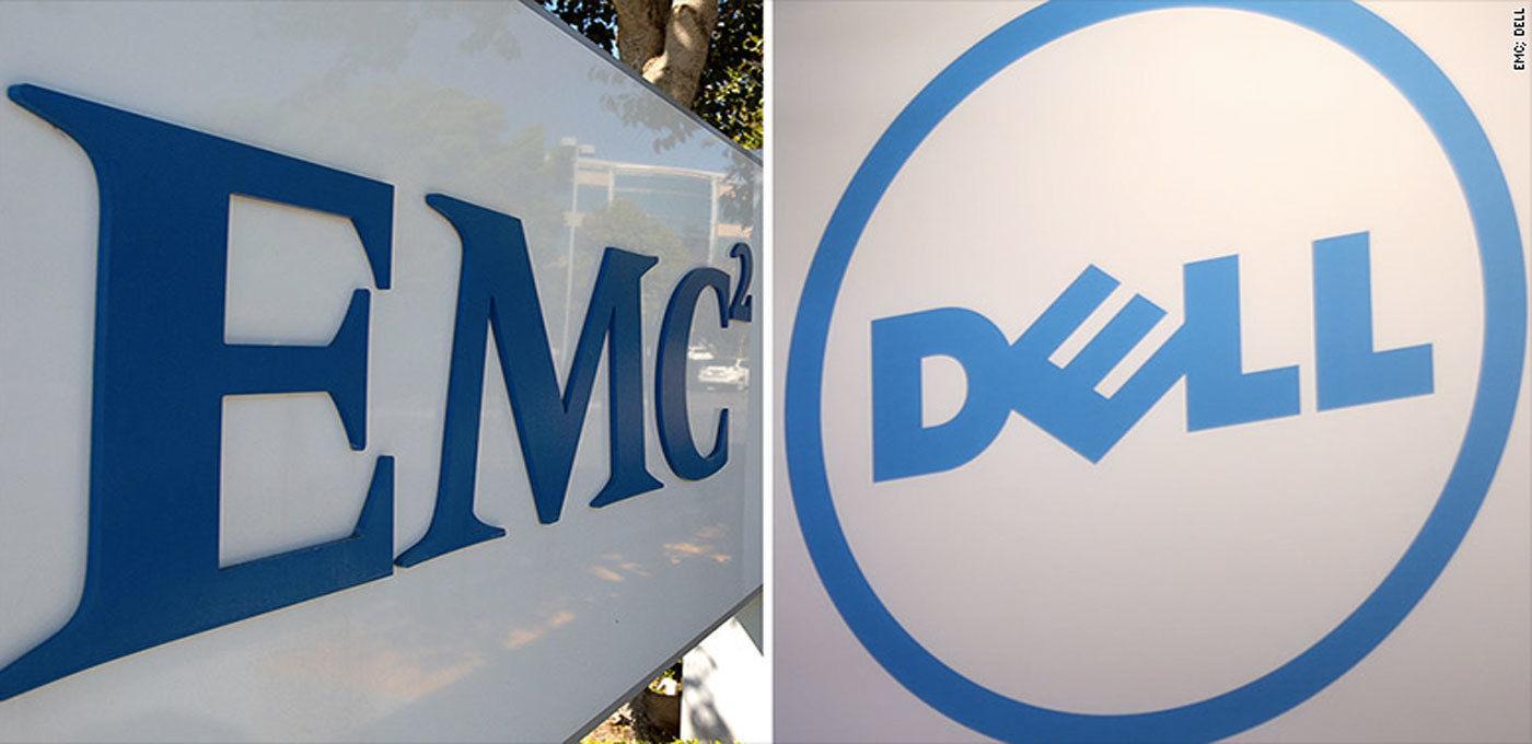 戴尔斥资 670 亿美元收购 EMC | 极客早知道