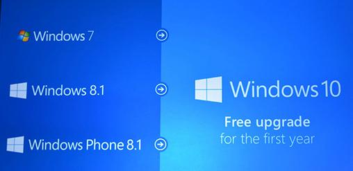 微软正式发布 Windows 10:主推跨平台融合 | 极客早知道 2015 年 1 月 22 日