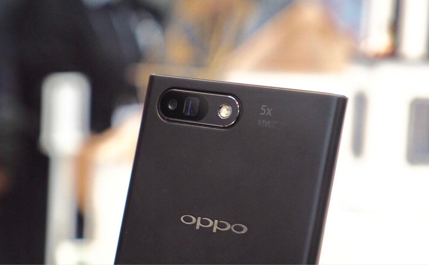 OPPO 是如何在镜头不突出机身的情况下,让手机拥有 5 倍无损变焦的?