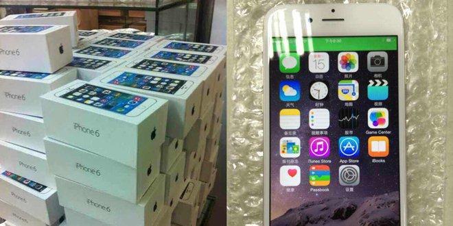 iPhone 6 惊现中关村 | 极客早知道 2014 年 9 月 17 日