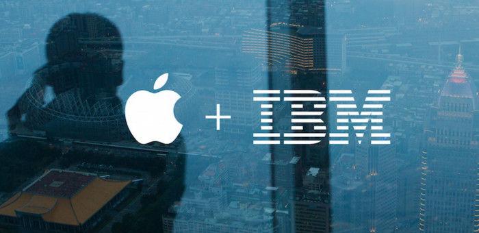 IBM和苹果合作推出多领域应用程序 | 极客早知道 2015 年 3 月 3 日