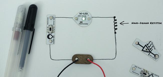 Circuit Scribe:让手绘的电路图动起来