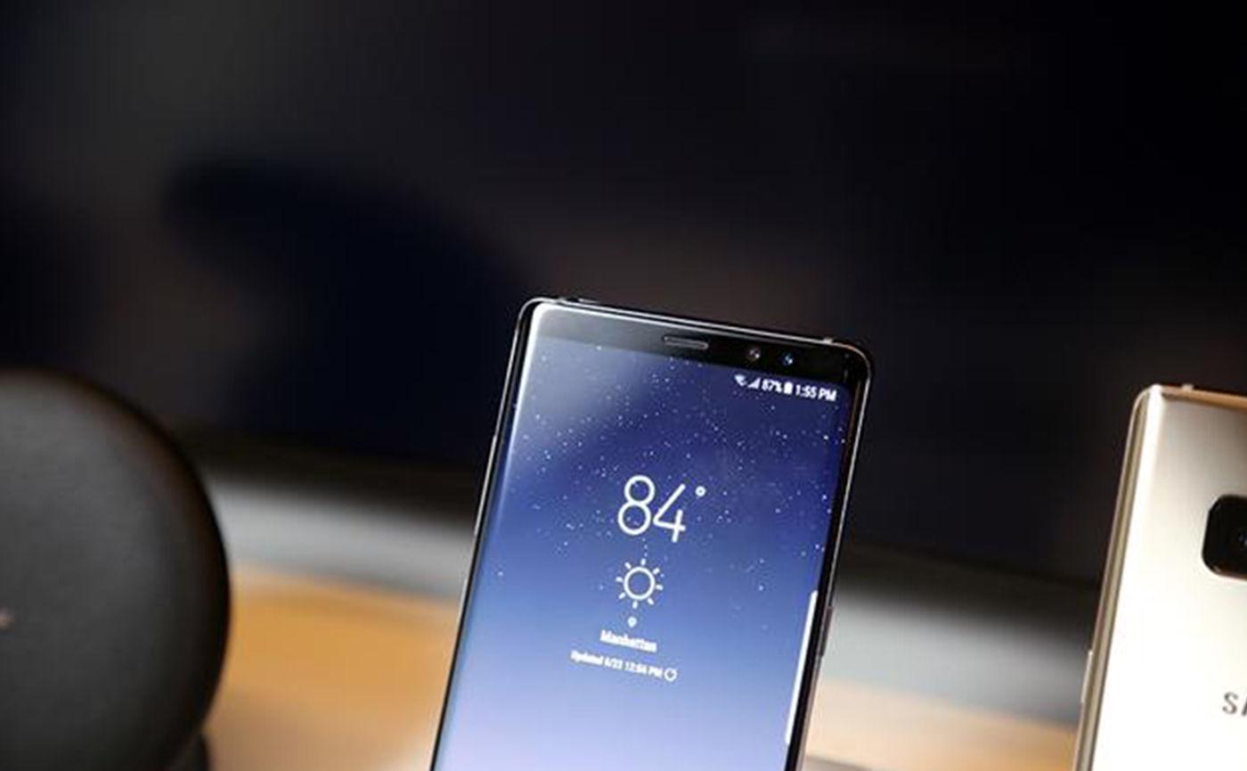 三星 Galaxy Note8 正式发布:后置双摄+全面屏+S Pen;沃尔玛携手 Google 推语音购物丨极客早知道