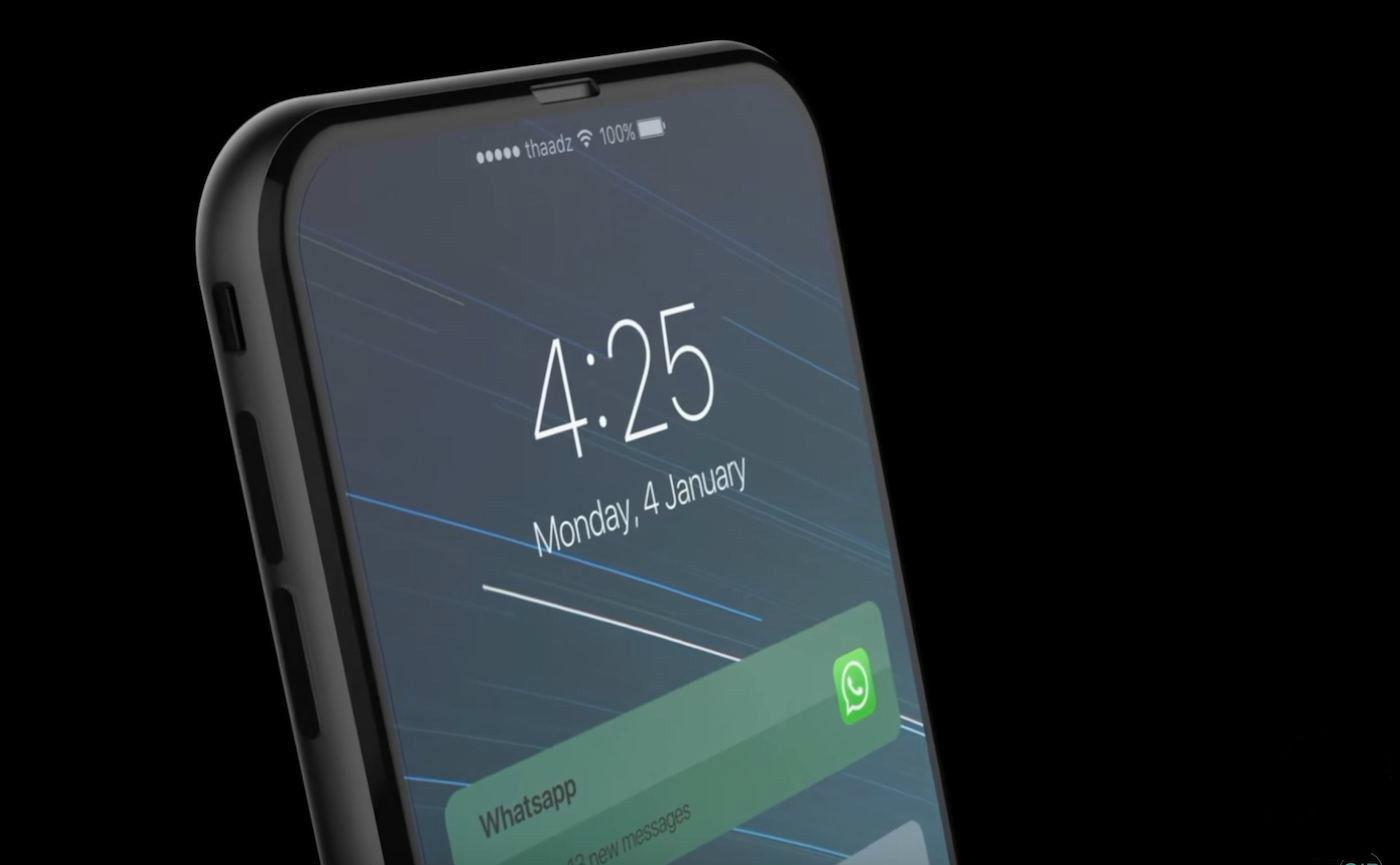 苹果对下一代 iPhone 信心满满,HTC 新机将采用「边缘感知」技术 | 极客早知道