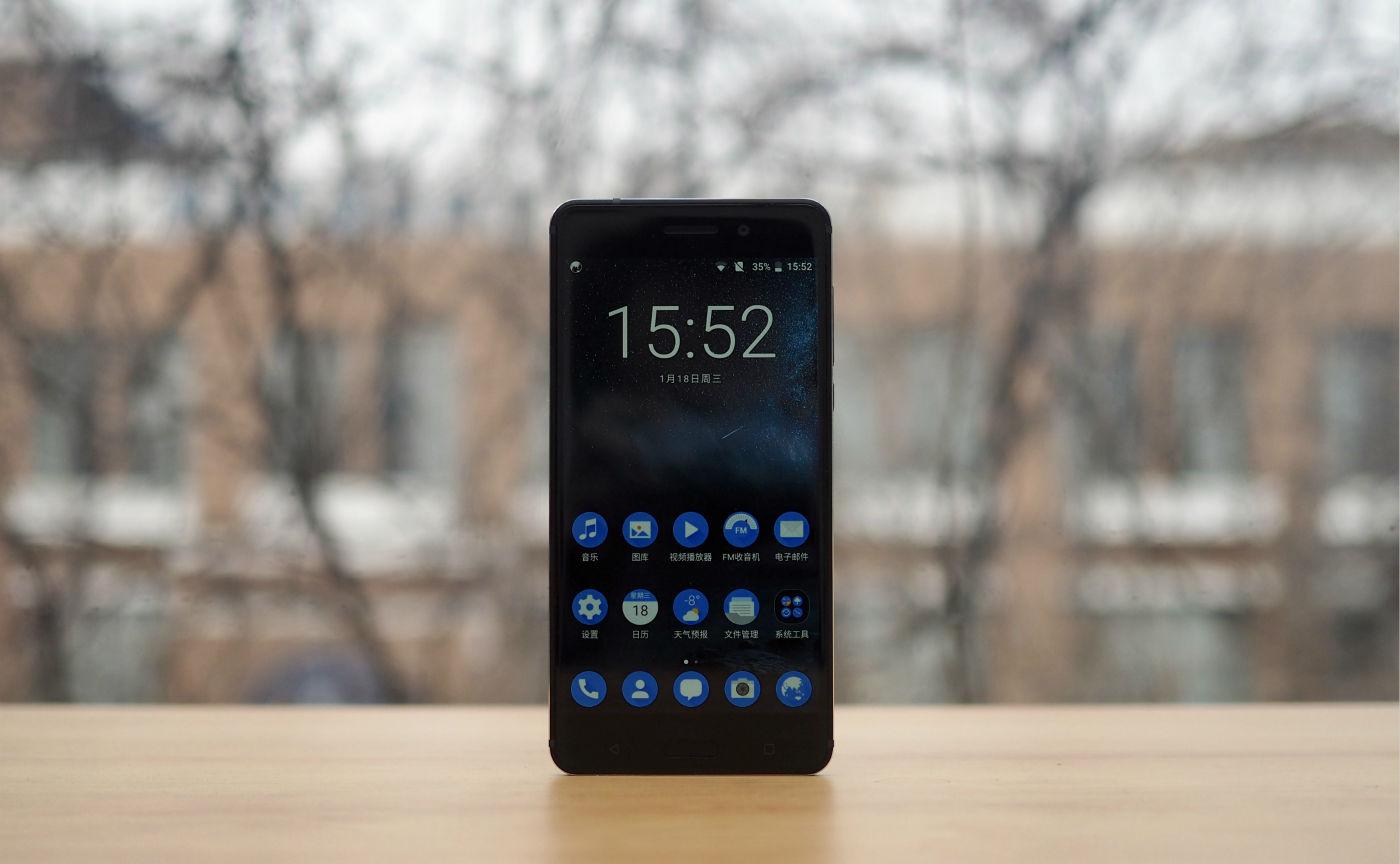 Nokia 6 评测:除了诺基亚 logo 和铃声还有什么?