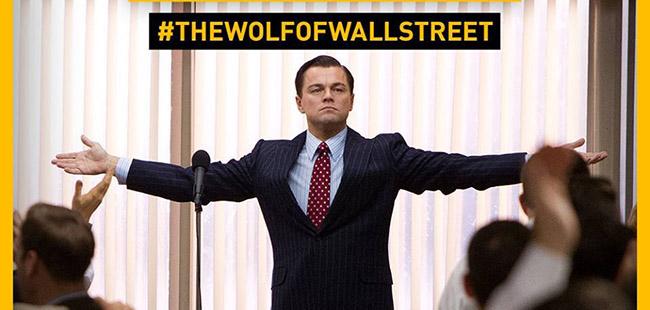 华尔街之狼的秘密武器| 极客早知道 2014 年 6 月 23 日