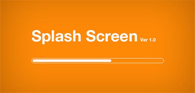 请不要在你的应用中加入 Splash Screen