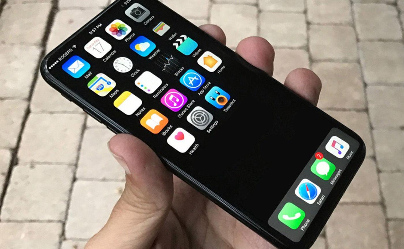 iPhone 8 全屏幕且无机械按键?传阿里将收购「线下之王」大润发   极客早知道 2017 年 2 月 16 日