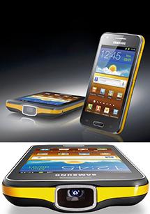 智能机的功能时代(二)投影手机