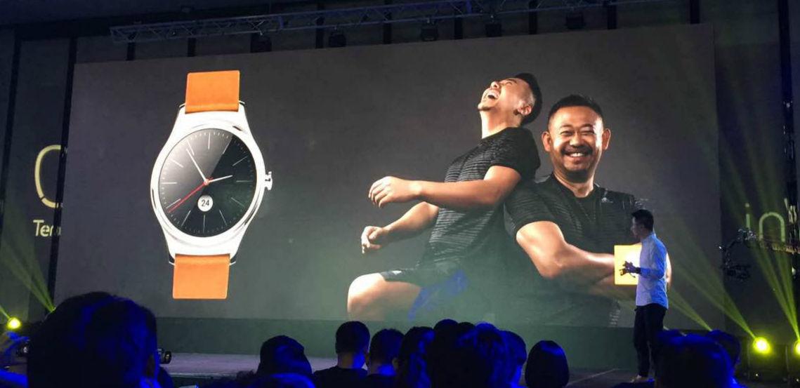 首款 TOS 系统智能手表 inWatch T 发布,想成为我们的得力助手