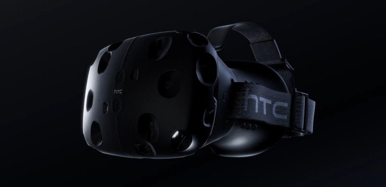 HTC 推出高阶头戴式 VR 装置 HTC Vive| 极客早知道 2015 年 3 月 2 日