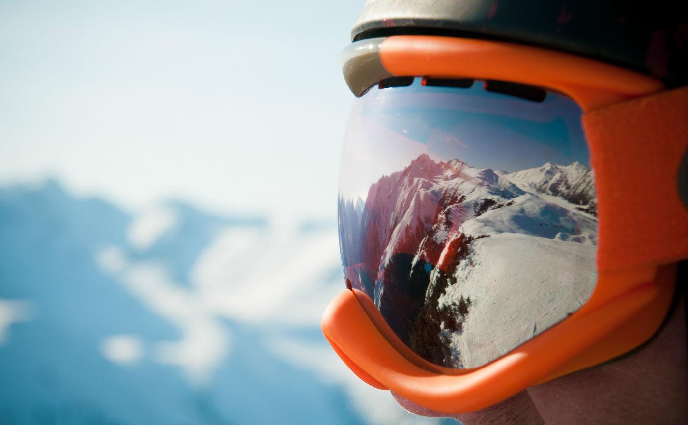 滑雪带上它,除了摔跤和自拍你会收获更多#iOS