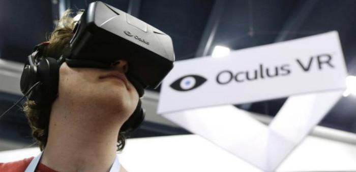 Oculus 要成为 VR 里的苹果