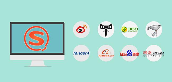 设计师点评互联网巨头Logo