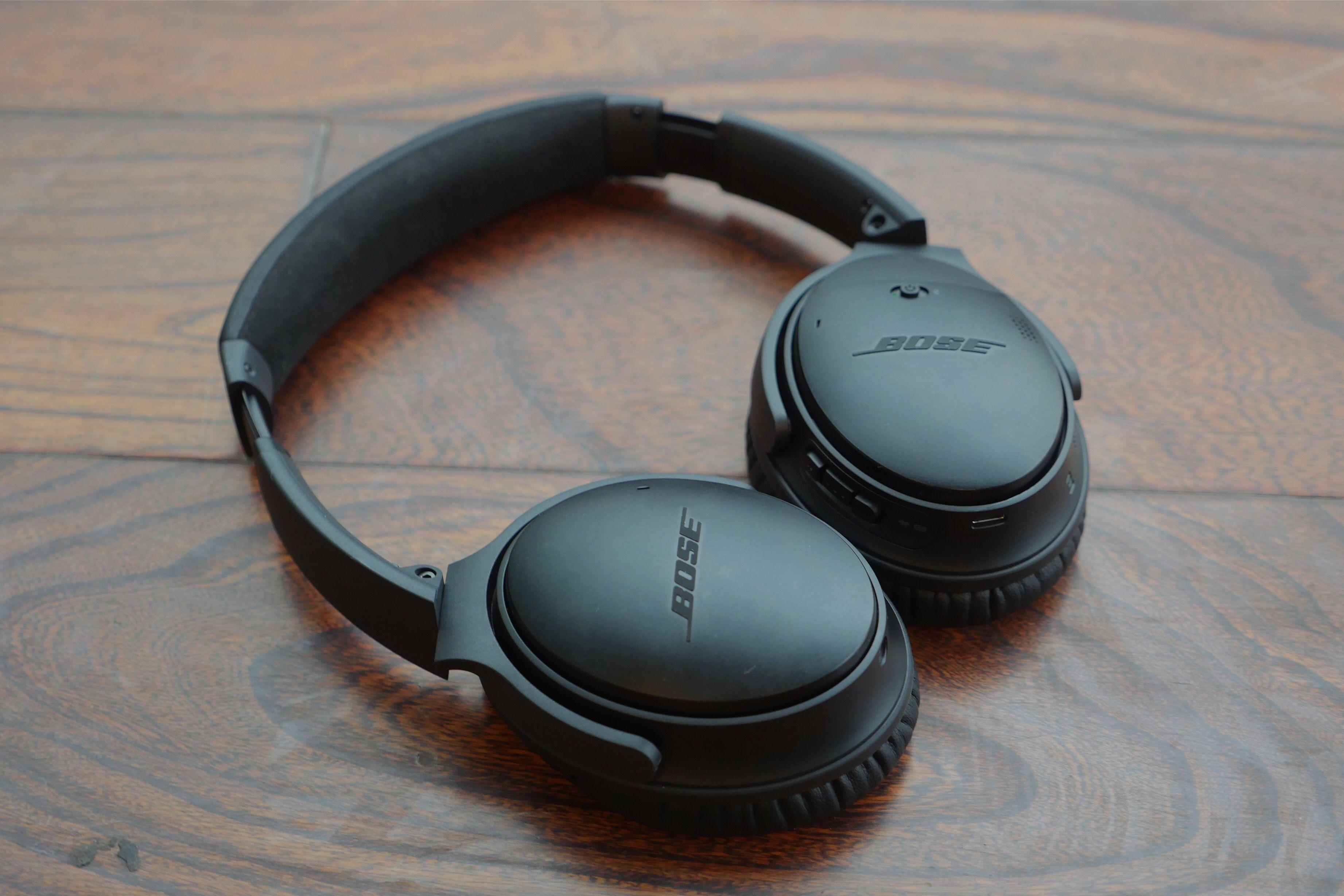 Bose QC35 体验:现阶段最棒的降噪耳机,没有之一