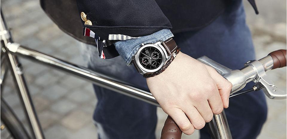 LG Watch Urbane 智能手表正式发布| 极客早知道 2015 年 4 月 24 日