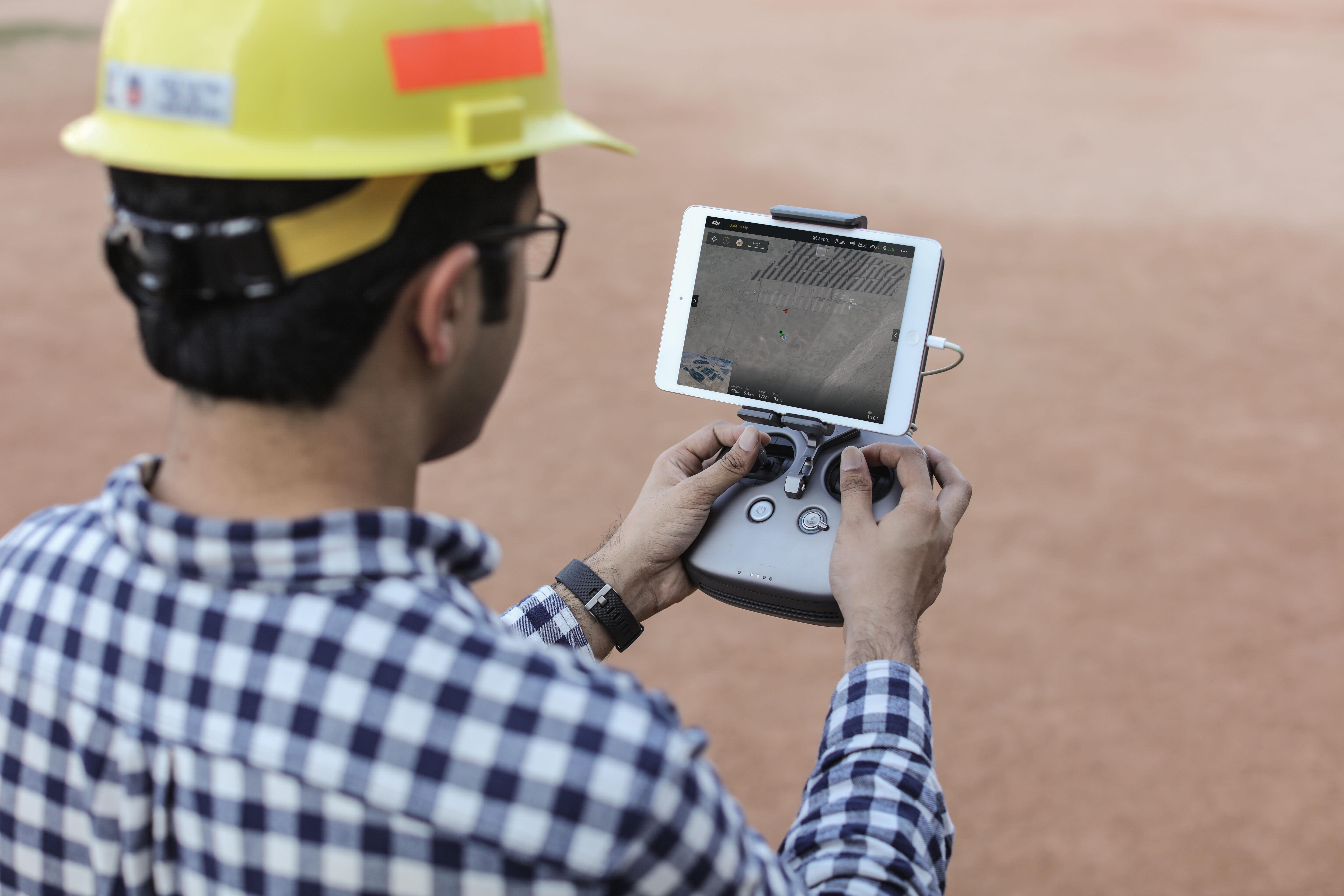大疆针对行业应用场景,为行业应用用户开发了DJI Pilot6敬安卓应用程序.jpg