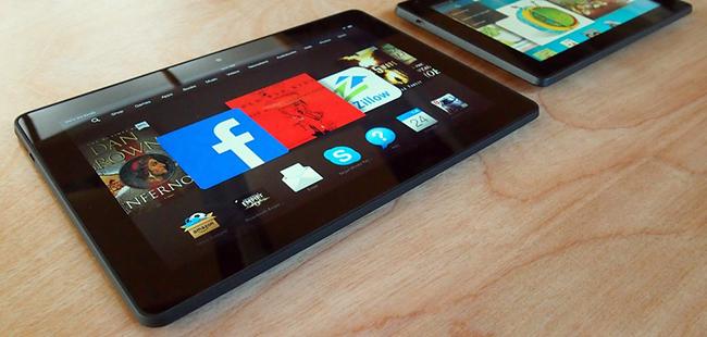 【今日看点】Kindle Fire HDX 平板正式进入中国