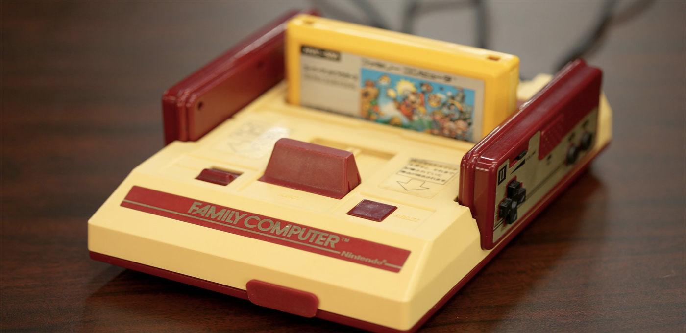 「红白机」三十岁生日,一起回顾那些经典的游戏机